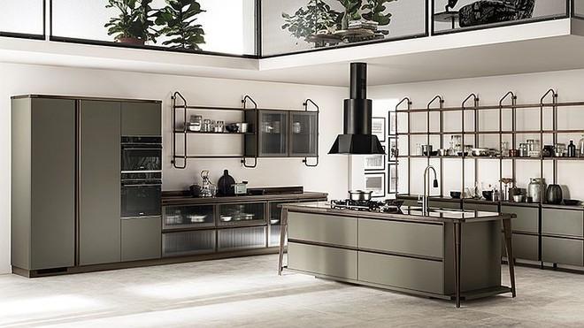Nhà bếp đẹp thế này thì bạn sẽ bất chấp ở trong đó cả ngày mà chẳng ngại nắng nóng - Ảnh 9.