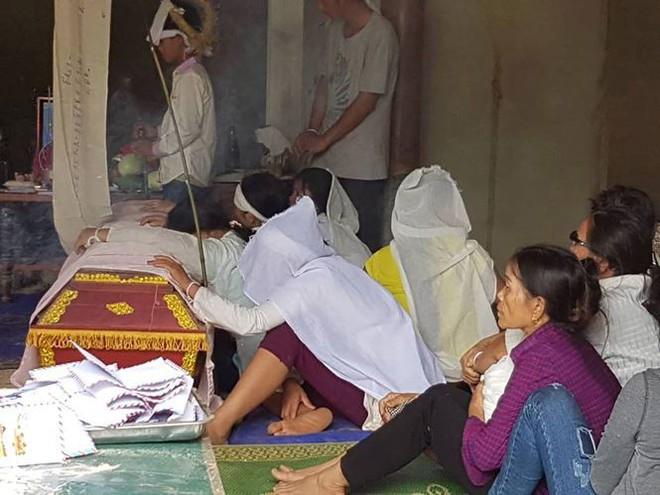 Vụ 4 người bị điện giật tử vong:Đại tang xóm nghèo, bi đát cảnh mồ côi  Xã hội - ảnh 2