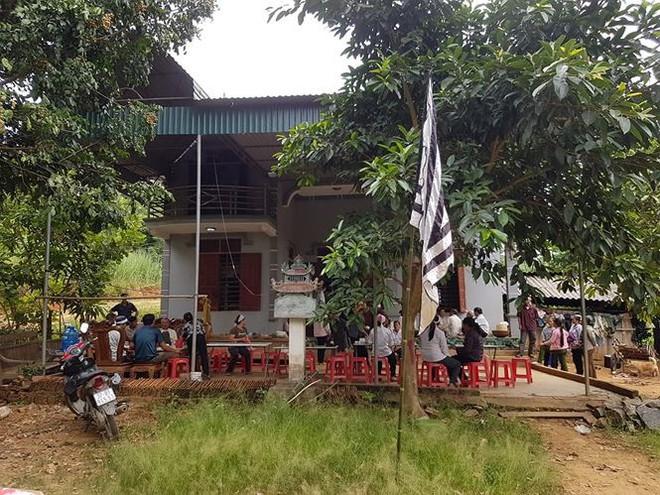 Vụ 4 người bị điện giật tử vong:Đại tang xóm nghèo, bi đát cảnh mồ côi  Xã hội - ảnh 3