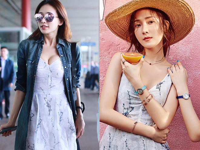 Cùng diện váy gợi cảm, mỹ nhân 43 tuổi Lâm Chí Linh đẹp lấn át Jessica Jung nhờ vòng 1 khủng - Ảnh 4.