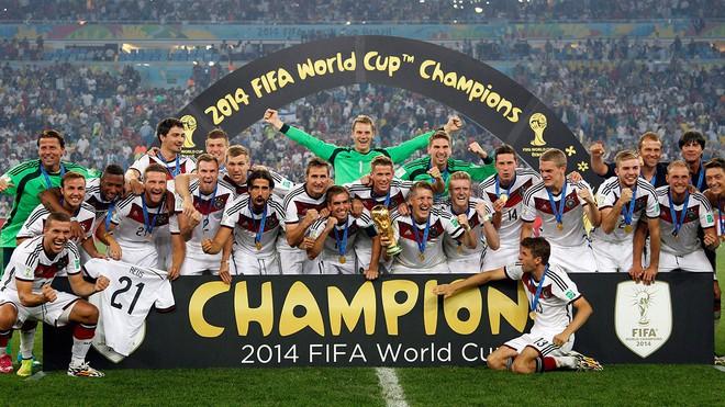 Phải chăng lời nguyền World Cup là có thật? Đã có 4 nhà vô địch dừng bước ngay vòng đấu bảng trong các mùa giải gần đây - Ảnh 1.