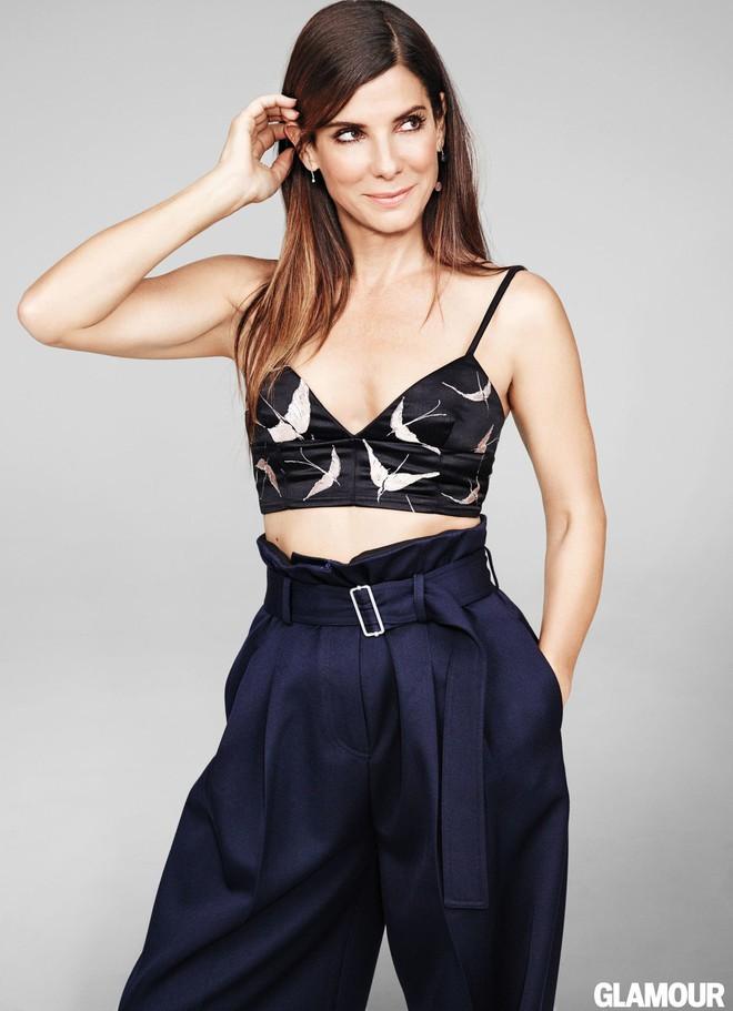 Mỹ nhân đẹp nhất thế giới Sandra Bullock: Cú sốc bị lạm dụng tình dục và nỗi đau của người đàn bà bị chồng phản bội - ảnh 4