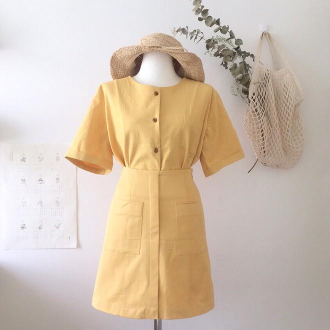 4 kiểu váy liền nhìn cưng hết nấc này thật đúng là sinh ra để dành cho mùa hè! - Ảnh 2.