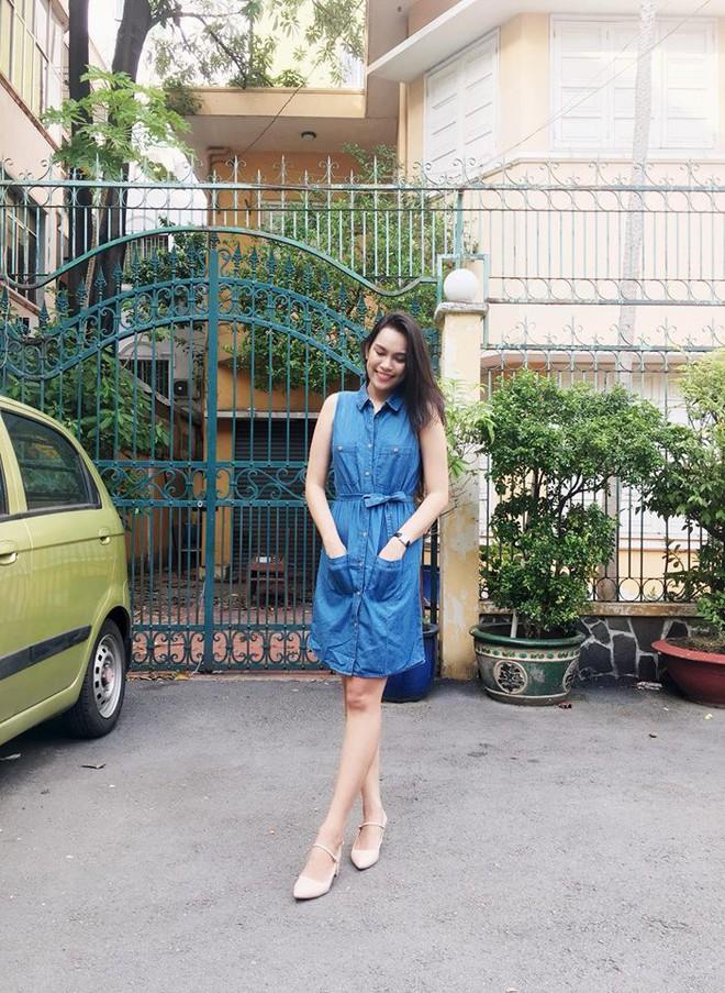 4 cô em gái xinh đẹp của các nàng Hoa hậu Việt: Người kín tiếng với cuộc sống gia đình, người giàu có, kém duyên với cuộc thi nhan sắc - Ảnh 27.