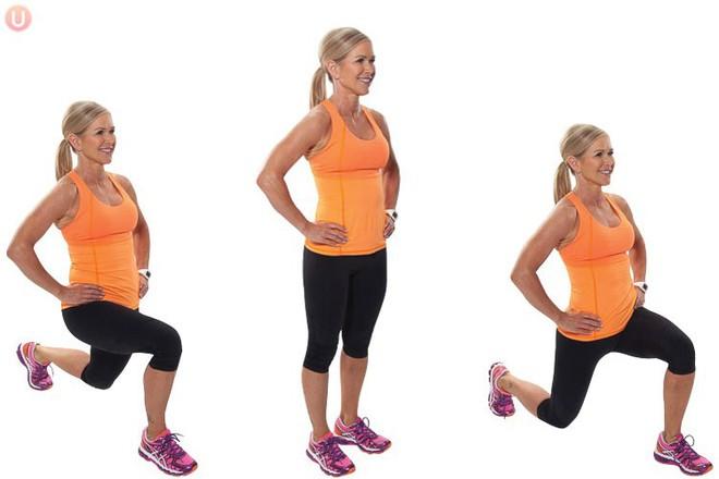 Giảm 40kg trong 9 tháng, cô gái 100kg đã chăm chỉ tập những bài tập này, ai muốn giảm cân cũng nên tham khảo - Ảnh 6.