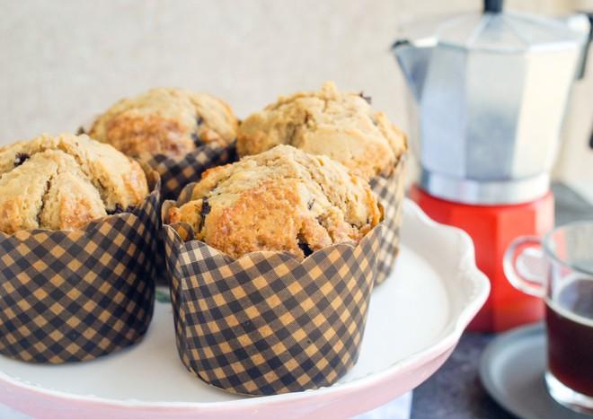 Cuối tuần đãi cả nhà muffin cà phê làm cực dễ ăn cực ngon - Ảnh 5.