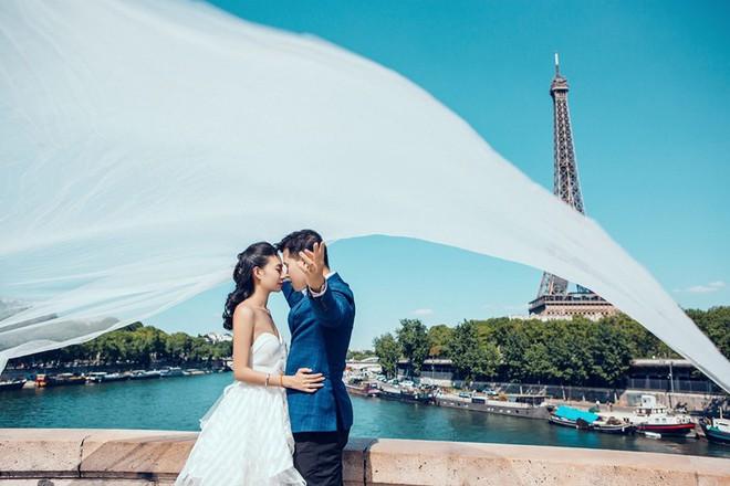 Chàng bác sỹ chi khoản tiền lớn đưa người yêu sang Pháp chụp ảnh cưới chỉ vì đó là mơ ước của em - Ảnh 10.