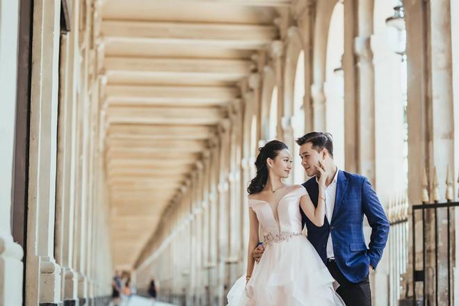 Chàng bác sỹ chi khoản tiền lớn đưa người yêu sang Pháp chụp ảnh cưới chỉ vì đó là mơ ước của em - Ảnh 2.