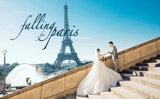Chàng bác sỹ chi khoản tiền lớn đưa người yêu sang Pháp chụp ảnh cưới chỉ vì đó là mơ ước của em - Ảnh 7.