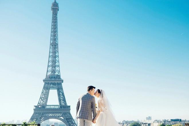 Chàng bác sỹ chi khoản tiền lớn đưa người yêu sang Pháp chụp ảnh cưới chỉ vì đó là mơ ước của em - Ảnh 5.