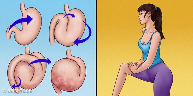 Thực phẩm mùa hè rất dễ khiến bụng bạn phình ra vì đầy hơi, làm ngay 10 mẹo này để dễ chịu mà không to bụng - Ảnh 9.