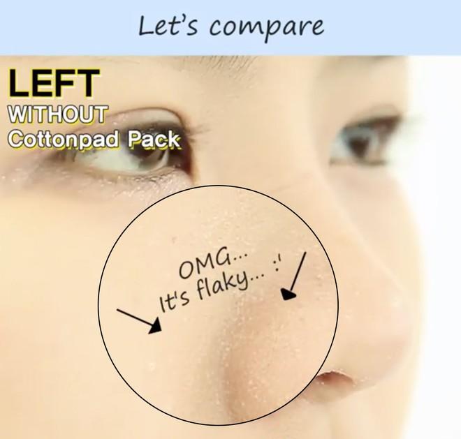 Con gái Hàn da đẹp mịn mướt là nhờ đắp thêm 2 miếng bông tẩy trang trước khi đánh kem nền hoặc cushion - Ảnh 8.