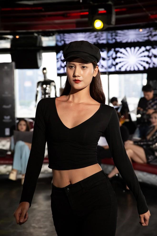 Võ Hoàng Yến và Hoa hậu Hương Giang nổi hứng chọn vũ trường làm nơi tổ chức casting người mẫu - Ảnh 5.