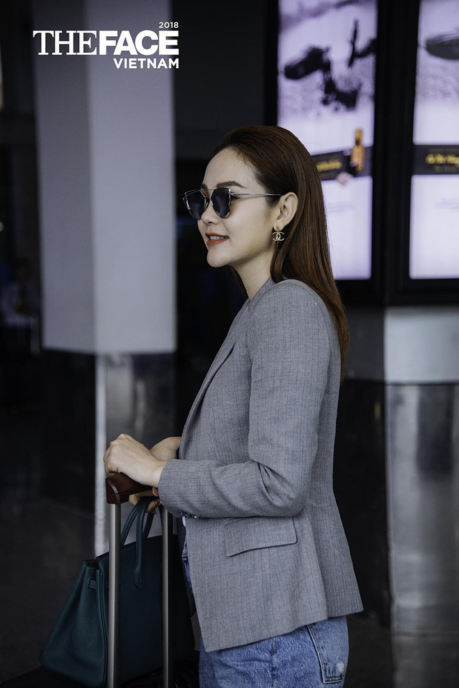 Thanh Hằng - Minh Hằng đại náo sân bay, sẵn sàng cho vòng casting The Face Hà Nội - Ảnh 7.