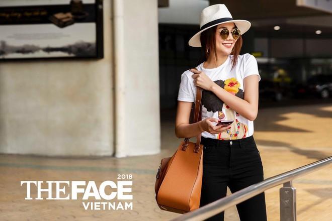 Thanh Hằng - Minh Hằng đại náo sân bay, sẵn sàng cho vòng casting The Face Hà Nội - Ảnh 1.