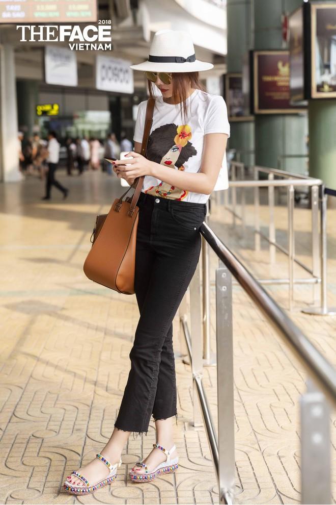 Thanh Hằng - Minh Hằng đại náo sân bay, sẵn sàng cho vòng casting The Face Hà Nội - Ảnh 4.