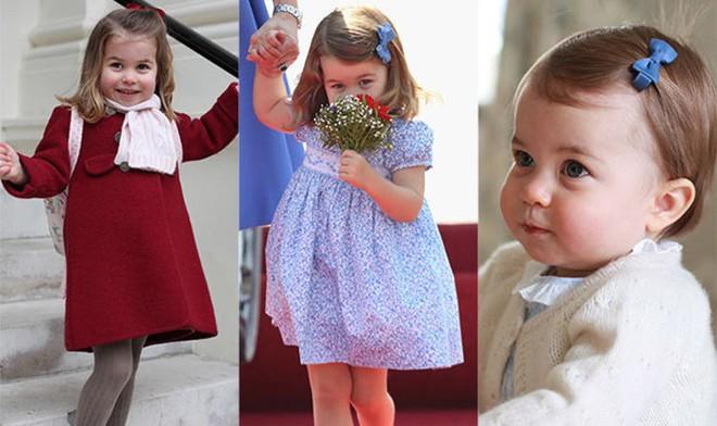 Lý do trang phục của Công chúa nhỏ Charlotte lúc nào cũng trăm lần như một - Ảnh 7.