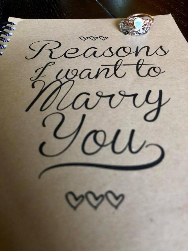 Lời cầu hôn kì diệu của cặp đồng tính nữ: Khi tình yêu viết nên cái kết trong mơ cho hai con tim đồng điệu - Ảnh 4.