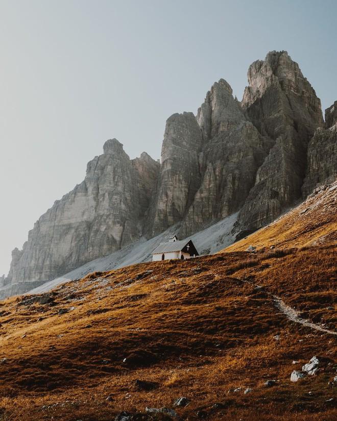 Những điểm du lịch đẹp như mơ khiến bạn không thể không đem lòng yêu nước Ý - Ảnh 9.