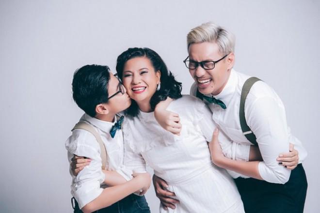 Sống trong cảnh con chung - con riêng, nhưng các sao Việt này luôn có cách cân bằng để các con không thấy thiệt thòi - Ảnh 3.