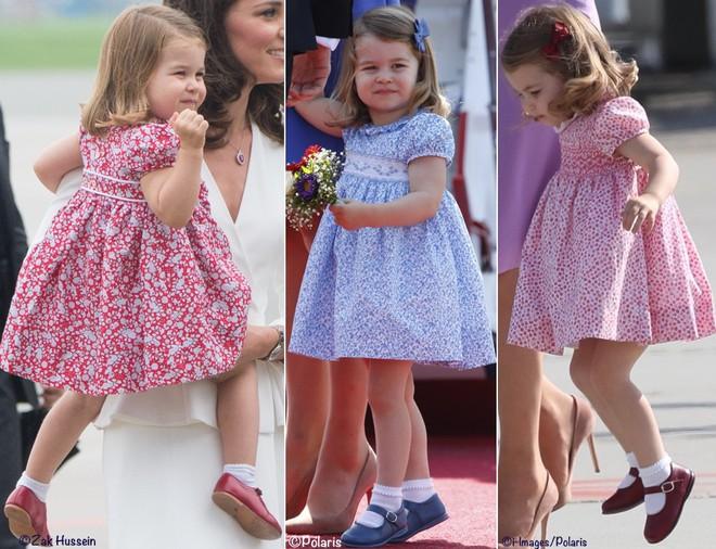 Lý do trang phục của Công chúa nhỏ Charlotte lúc nào cũng trăm lần như một - Ảnh 5.