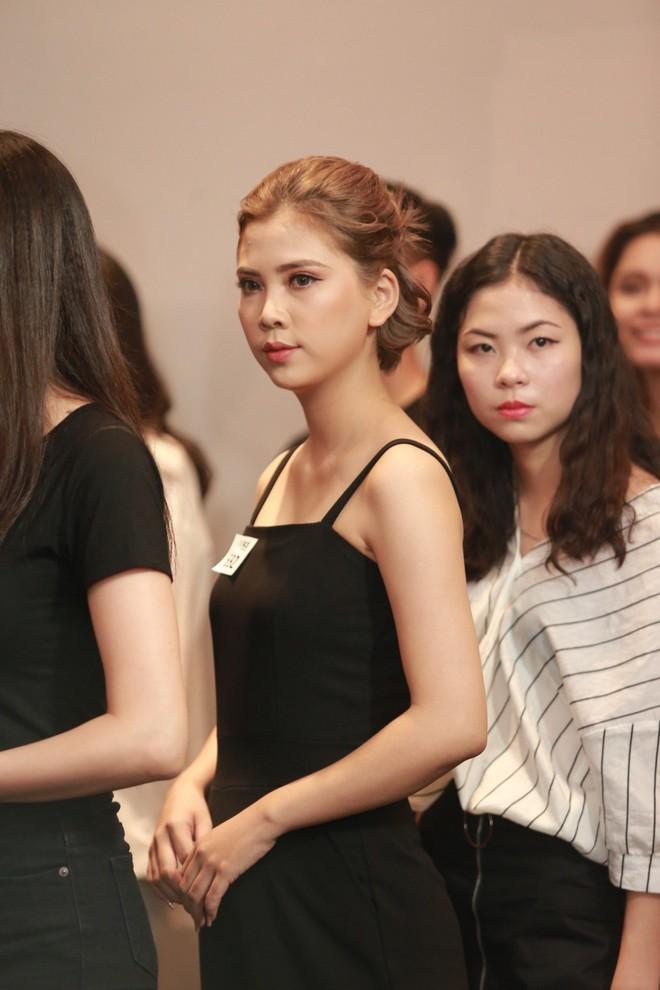 Trai xinh gái đẹp Hà Nội đổ xô đi casting The Face, Thanh Hằng - Võ Hoàng Yến - Minh Hằng chưa xuất hiện - Ảnh 8.