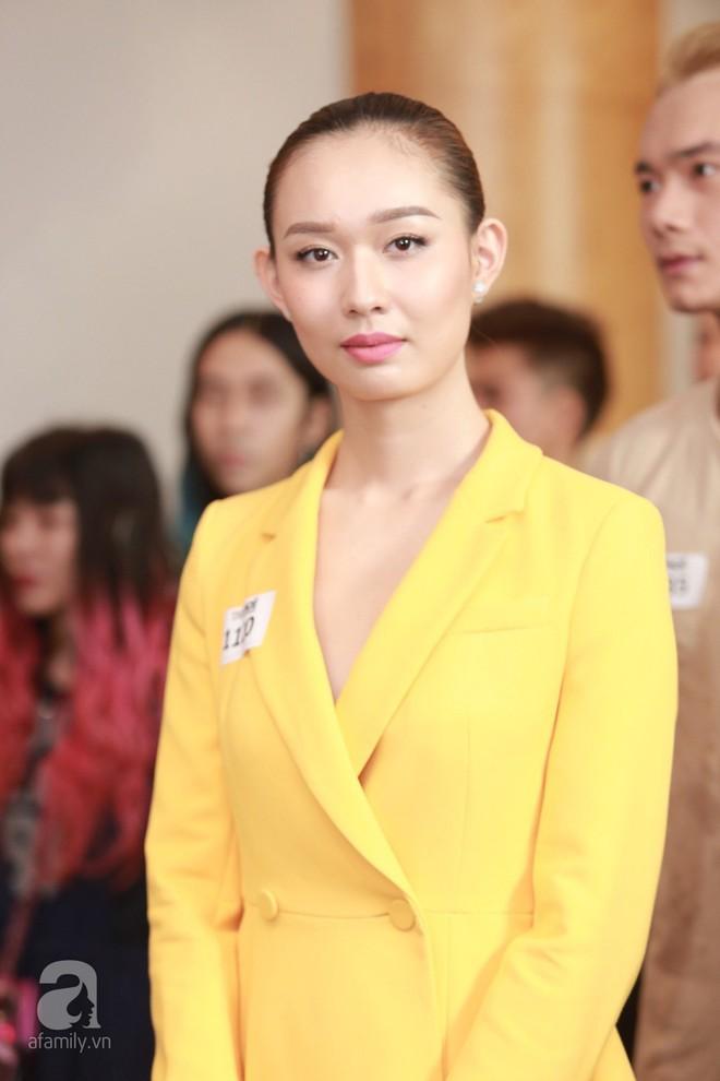 Trai xinh gái đẹp Hà Nội đổ xô đi casting The Face, Thanh Hằng - Võ Hoàng Yến - Minh Hằng chưa xuất hiện - Ảnh 9.