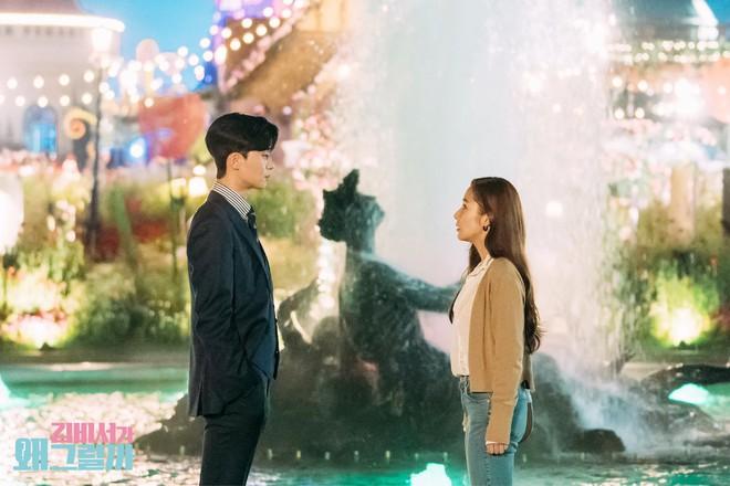 Thư ký Kim hé lộ hình ảnh Park Seo Joon hẹn hò Park Min Young cực lãng mạn - Ảnh 2.