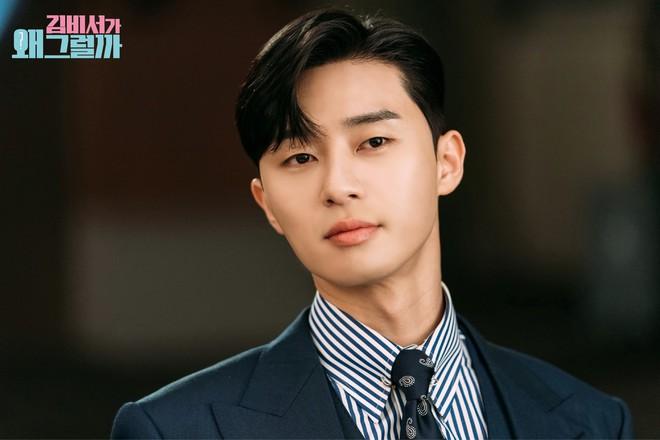 Thư ký Kim hé lộ hình ảnh Park Seo Joon hẹn hò Park Min Young cực lãng mạn - Ảnh 4.