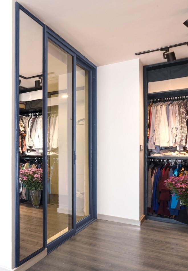Ngắm căn hộ tối giản nhưng sang trọng và rất dễ ứng dụng cho nhà chung cư ở Cầu Giấy, Hà Nội - Ảnh 9.