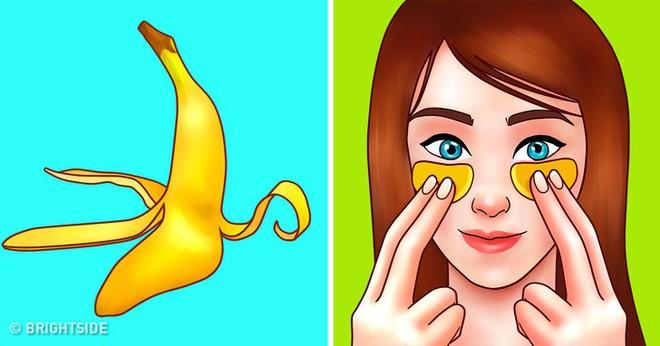 5 tác dụng ngạc nhiên chưa của vỏ chuối, từ trị sẹo đến chống lão hóa khiến chị em phải mắt tròn mắt dẹt - Ảnh 2.