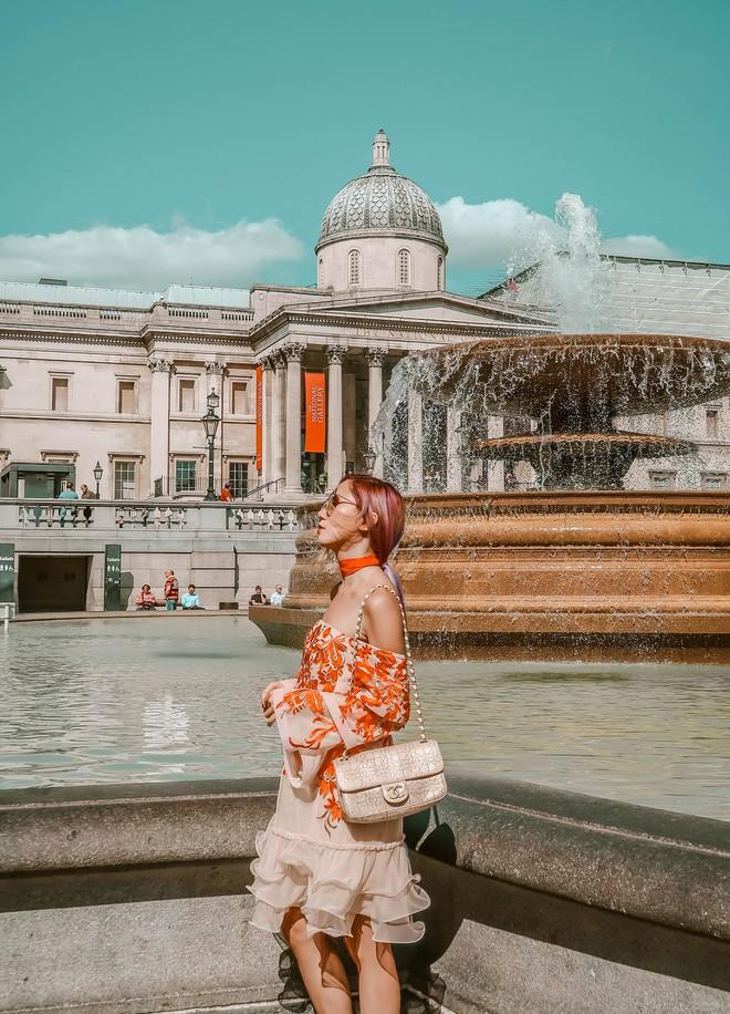 Street style diện toàn màu nền nã ngắm mãi không chán của các quý cô Châu Á - Ảnh 9.