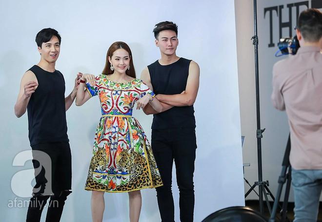 Gặp phải sự cố bất ngờ, Võ Hoàng Yến bật khóc giữa phim trường The Face 2018 - Ảnh 6.