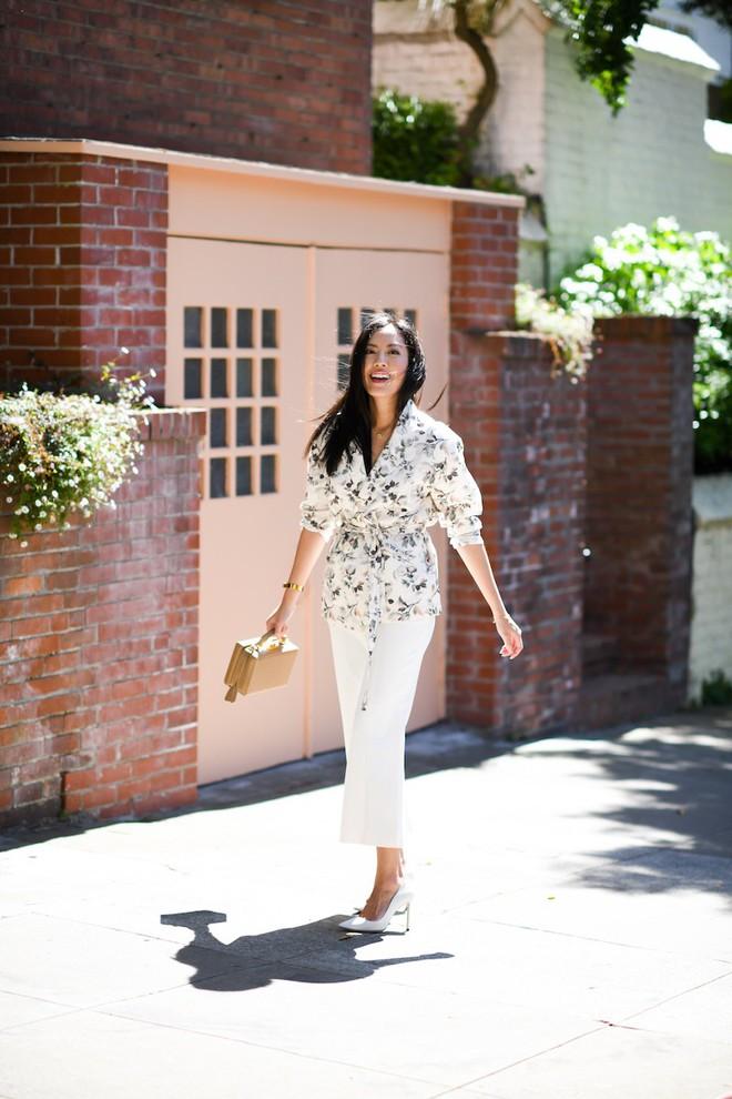 Street style diện toàn màu nền nã ngắm mãi không chán của các quý cô Châu Á - Ảnh 11.
