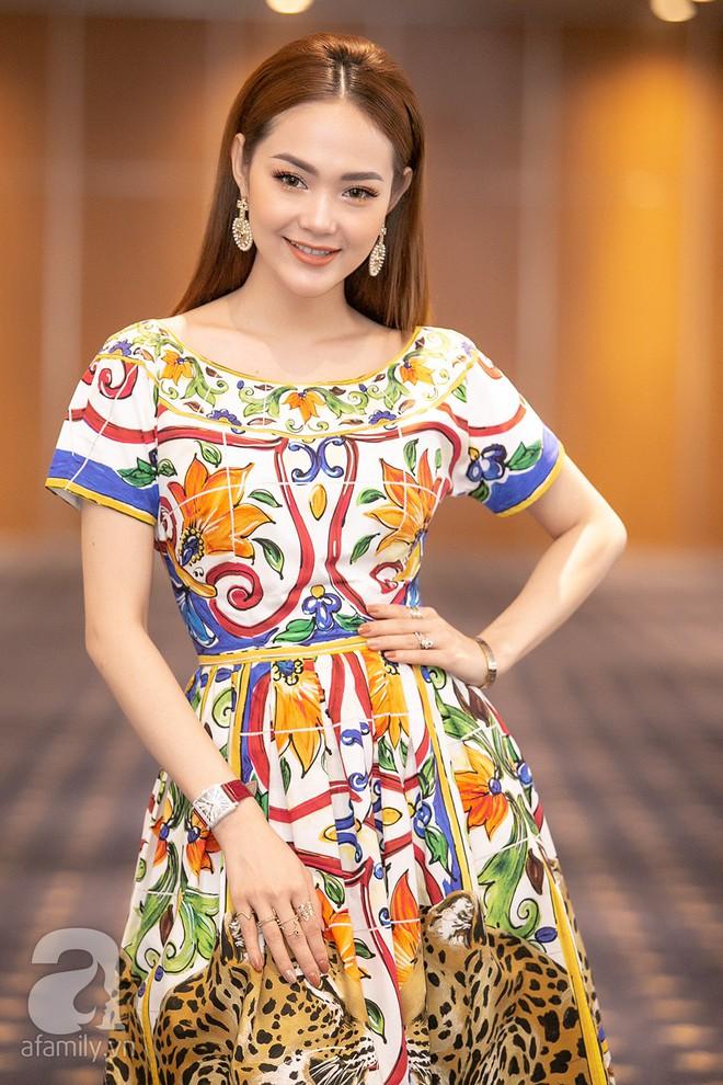 Minh Hằng trẻ trung, trông như em gái nhỏ khi đứng cạnh Thanh Hằng và Võ Hoàng Yến - Ảnh 3.
