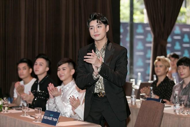 Noo Phước Thịnh, Vũ Cát Tường, Hiền Hồ... xuất hiện nổi bật tại sự kiện ra mắt Bảng xếp hạng âm nhạc - Ảnh 3.