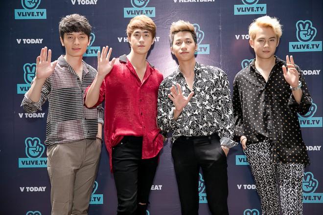 Noo Phước Thịnh, Vũ Cát Tường, Hiền Hồ... xuất hiện nổi bật tại sự kiện ra mắt Bảng xếp hạng âm nhạc - Ảnh 12.