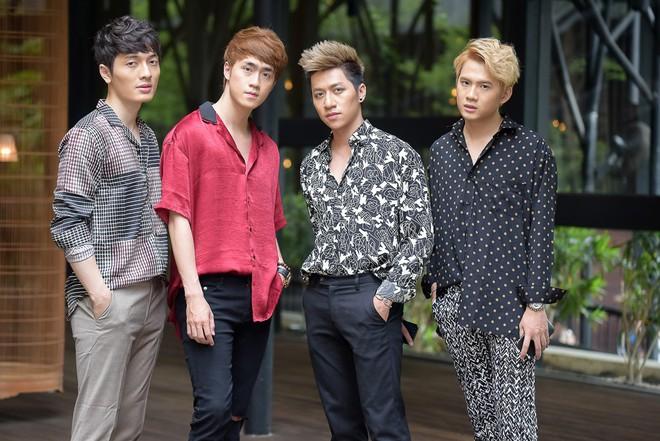 Noo Phước Thịnh, Vũ Cát Tường, Hiền Hồ... xuất hiện nổi bật tại sự kiện ra mắt Bảng xếp hạng âm nhạc - Ảnh 11.