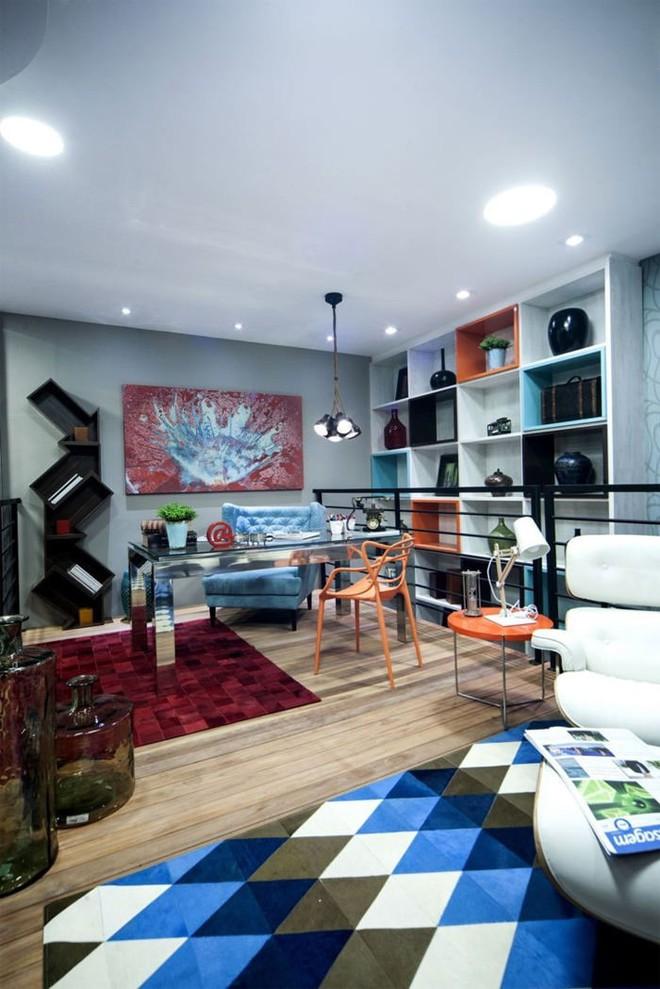 20 ý tưởng trang trí phòng làm việc ngay tại nhà giúp bạn hào hứng làm việc mỗi ngày - Ảnh 2.