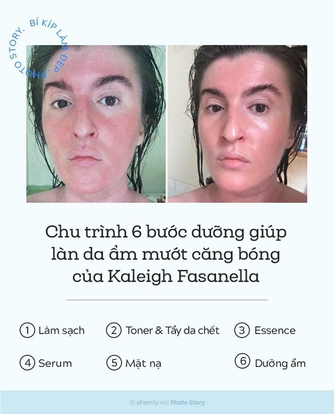 Chu trình chăm sóc da 6 bước của Hàn giúp làn da ẩm mướt căng bóng tức thì - Ảnh 1.