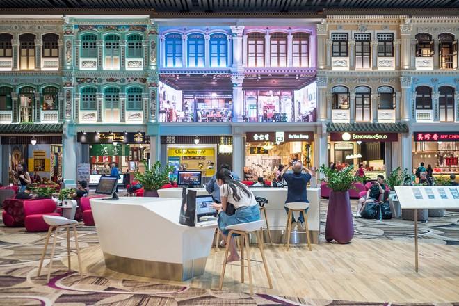Changi có nhiều tiện nghi mua sắm, giải trí thế này, bảo sao luôn nằm trong top sân bay được ưa thích nhất thế giới - Ảnh 18.