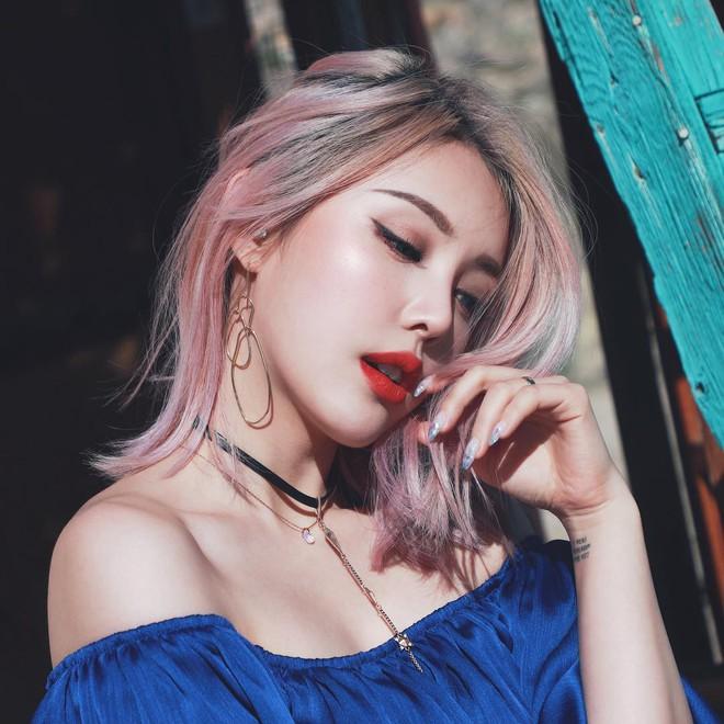 Sao Hàn để tóc bob, người thì trẻ ra vài tuổi, người thì sang chảnh ngút trời, các chị em cũng thử lột xác với kiểu tóc này xem - Ảnh 13.