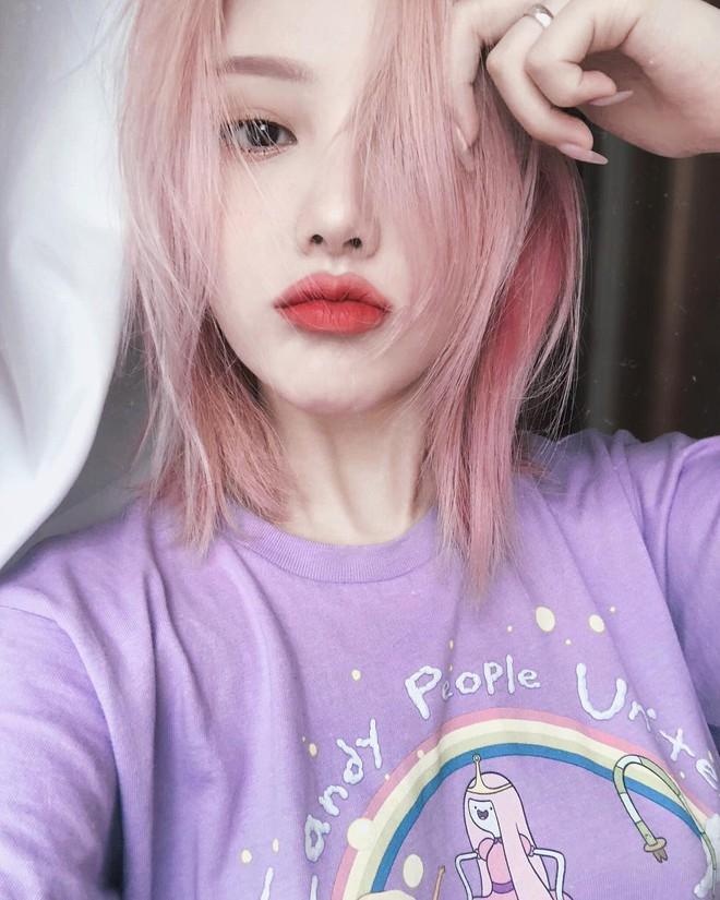 Sao Hàn để tóc bob, người thì trẻ ra vài tuổi, người thì sang chảnh ngút trời, các chị em cũng thử lột xác với kiểu tóc này xem - Ảnh 14.