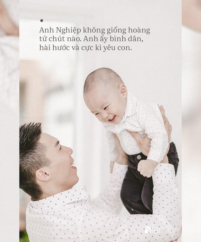 Xúc động với tình yêu lớn lao của ca sĩ Ngọc Mai dành cho Hoàng tử xiếc Quốc Nghiệp qua những câu nói này - Ảnh 7.
