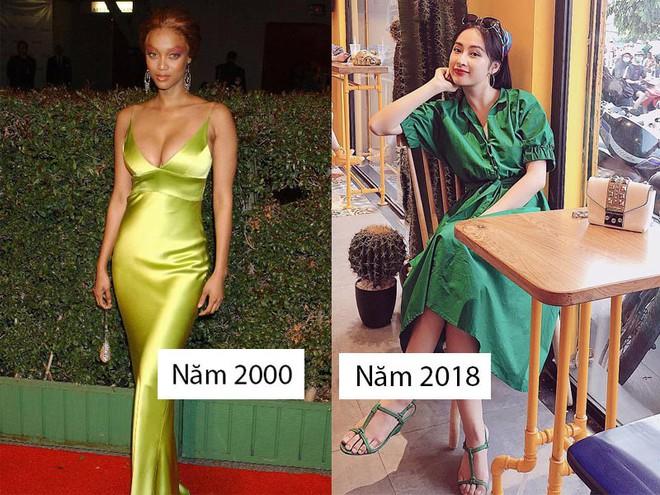 Loạt minh chứng cho thấy: qua 18 năm những xu hướng thời trang này vẫn vẹn nguyên sức hút - Ảnh 13.