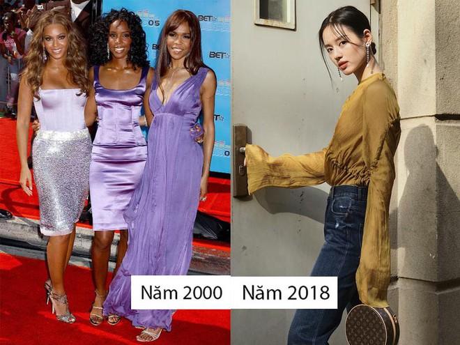 Loạt minh chứng cho thấy: qua 18 năm những xu hướng thời trang này vẫn vẹn nguyên sức hút - Ảnh 4.