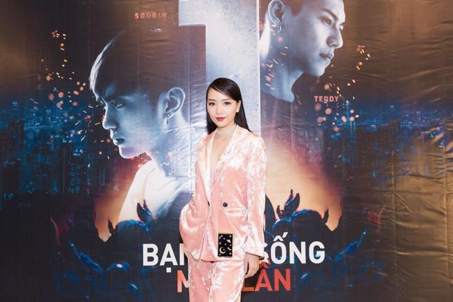 Soobin Hoàng Sơn bảnh bao trong buổi ra mắt phim điện ảnh đầu tay - Ảnh 6.