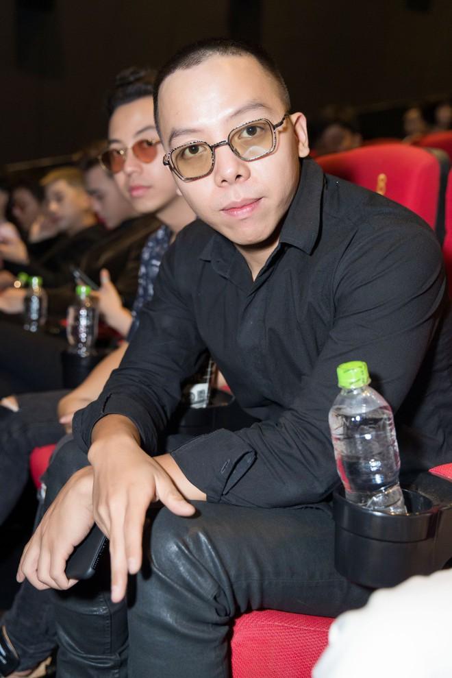 Soobin Hoàng Sơn bảnh bao trong buổi ra mắt phim điện ảnh đầu tay - Ảnh 9.
