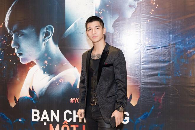 Soobin Hoàng Sơn bảnh bao trong buổi ra mắt phim điện ảnh đầu tay - Ảnh 10.