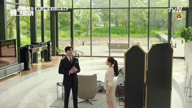 """""""Thư Ký Kim"""" Park Seo Joon và Hyun Bin bí mật sống chung suốt nhiều năm trong biệt thự tuyệt đẹp? - Ảnh 3."""